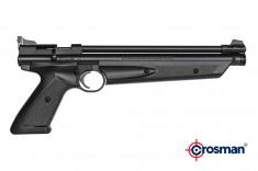 Пневматический пистолет Crosman American Classic P1377 мультикомпрессионный 4.5мм.