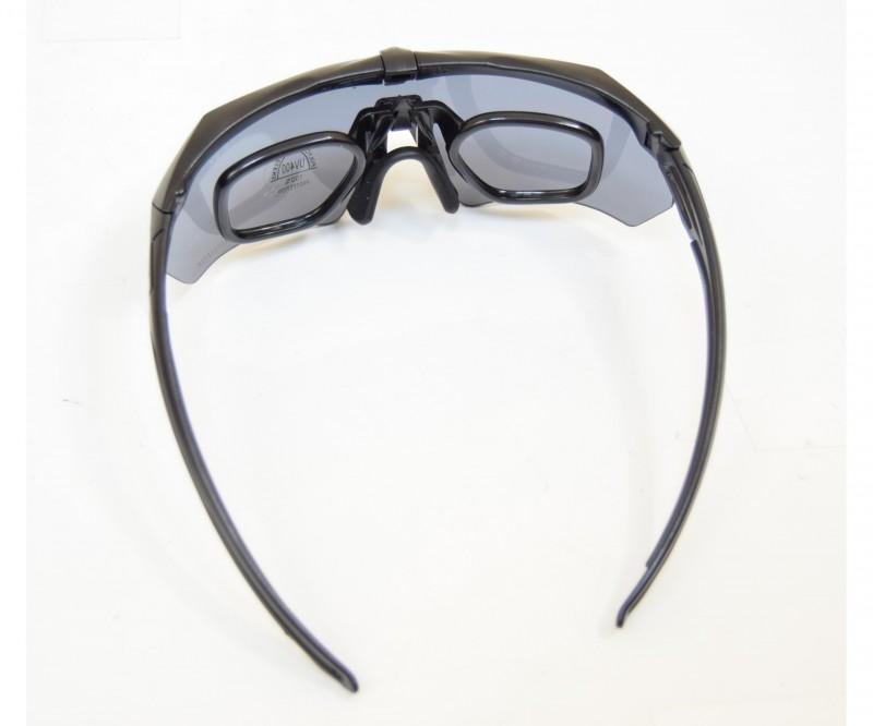 Очки защитные ESS Crossbow 3 линзы