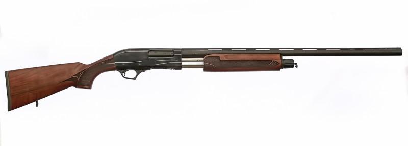 Помповое ружье SAFARI PN 108, 12 кал., L=710 мм. 5+1;  МС 4 (Орех)