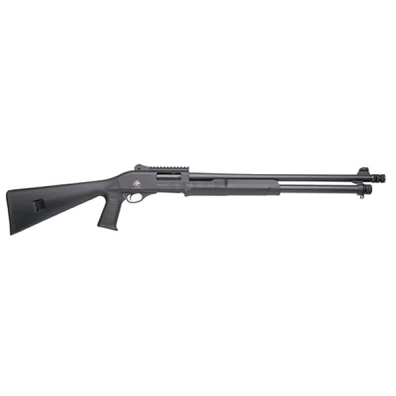 Помповое ружьё Safari ПН-001 12/76,  ТКР 560 мм, 8+1 (Пластик)