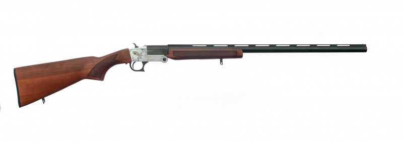 Одноствольное ружьё SAFARI Т17, 12 кал.  L=710 мм. (Орех)