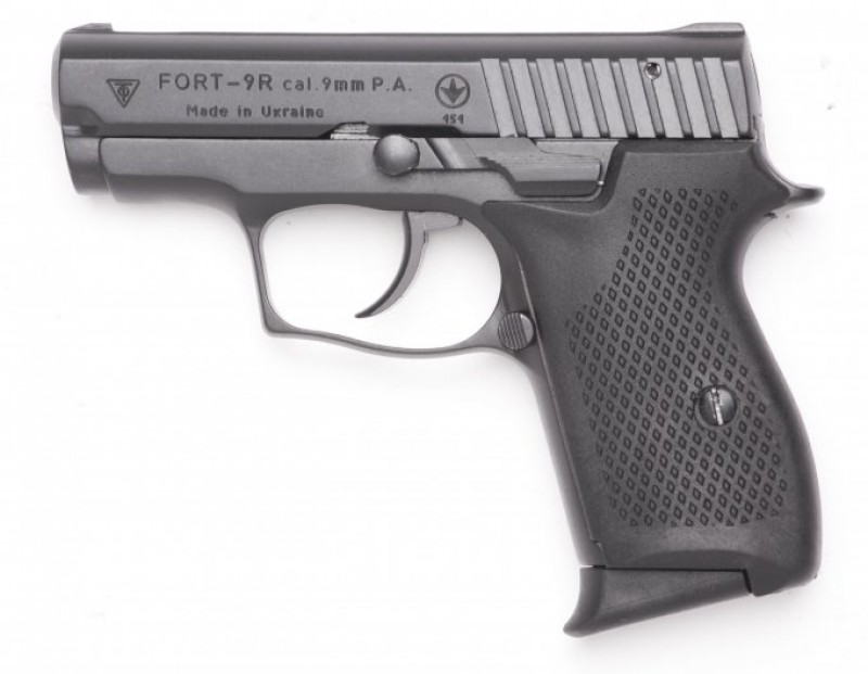 Травматический пистолет Форт-9Р cal. 9мм