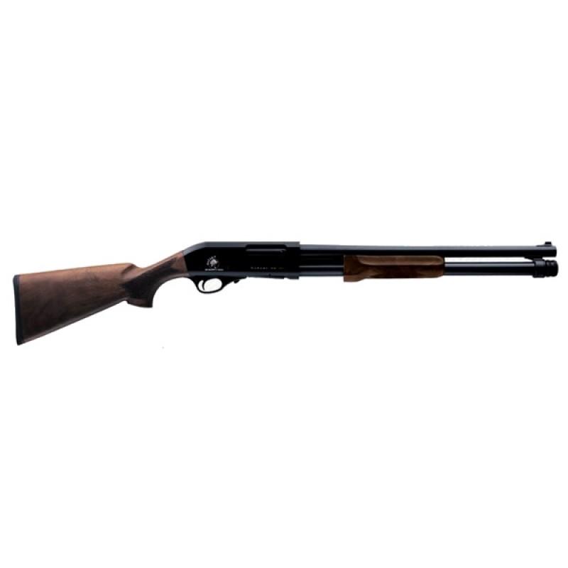 Помповое ружьё Safari ПН-001 12/76, 470 мм, 6+1 (Орех)