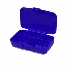 Таблетница Buchsteiner PillBox Голубая (PillBox Blue)