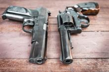 Пистолет или револьвер?